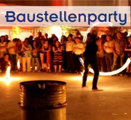 Baustellenfest München, Ingolstadt, Rosenheim, Landshut, Passau, Straubing, Regensburg, Augsburg, Kempten