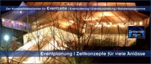 Eventplanung München, Ingolstadt, Rosenheim, Landshut, Passau, Straubing, Regensburg, Augsburg, Kempten